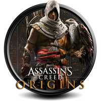 Assassins creed - origins png icon by s7