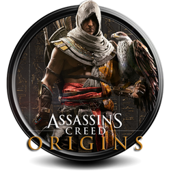 Assassins creed - origins png icon by s7 by SidySeven