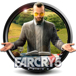 FARCRY 5 Png icon by S7 by SidySeven