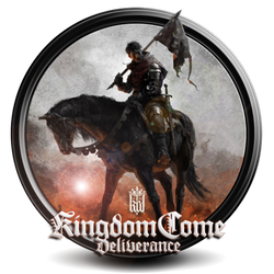 Kingdom Come Deliverance PNG Icon V2 by S7 by SidySeven