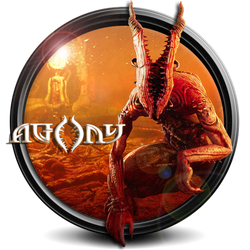 Agony PNG Icon by S7
