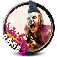 RAGE 2 Png Icon by S7