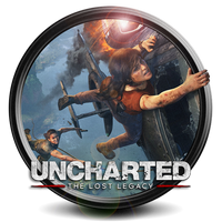 Uncharted Lost Legacy Png Icon S7