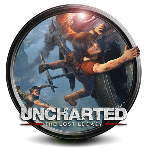 Uncharted Lost Legacy Png Icon S7 by SidySeven