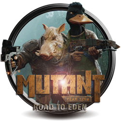 Mutant Year Zero: Road to Eden png icon by S7