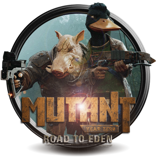 Mutant Year Zero: Road to Eden png icon by S7 by SidySeven