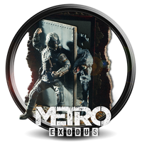 Metro Exodus png icon by S7