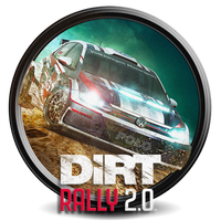 Dirt Rally 2.0 png icon by S7