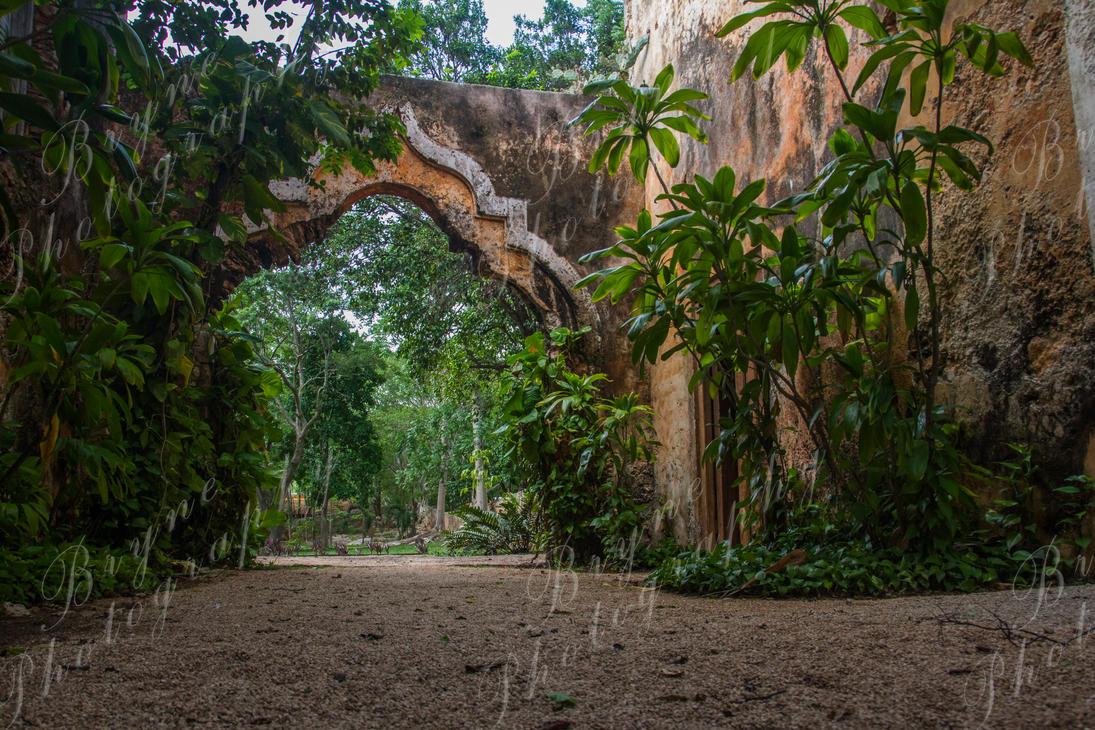 Hacienda San Pedro Ochil by Brynedude