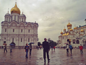 Cathedral Square, Moscow