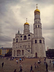 The Ivan the Great Bell Tower, Moscow