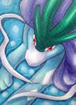 ACEO 2: Suicune