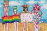 A day at Nyan Nyan Beach