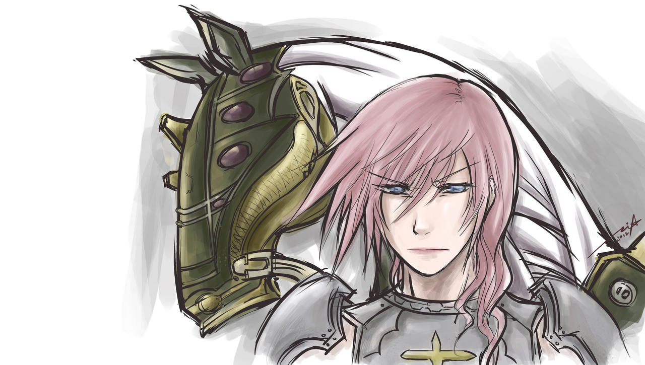 Lightning doodle by RedKid11