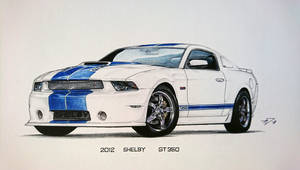ShelbyGT350 2012