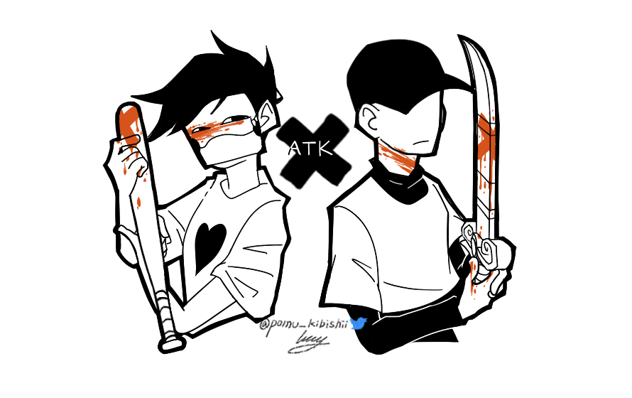 Weapon Swap by PandaHero-Peke