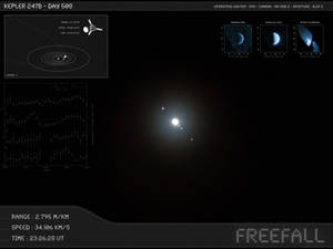 Kepler 247b - Day 508 - Capture 03