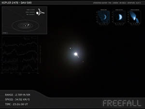 Kepler 247b - Day 508 - Capture 04