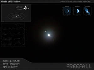 Kepler 247b - Day 508 - Capture 05