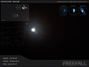 Kepler 247b - Day 508 - Capture 11