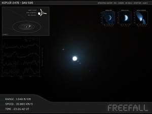 Kepler 247b - Day 508 - Capture 13
