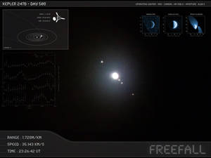 Kepler 247b - Day 508 - Capture 14