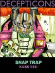 SNAPTRAP kicks @ss