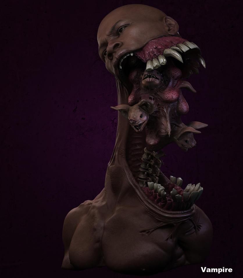 Vampire by darkmummy