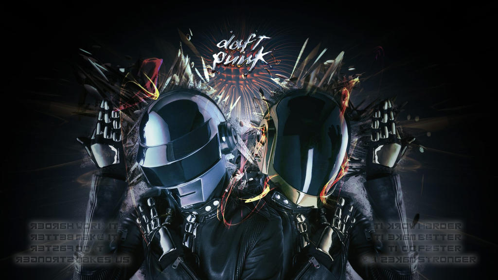 Daft Punk Wallpaper by Reese-Paterson on DeviantArt