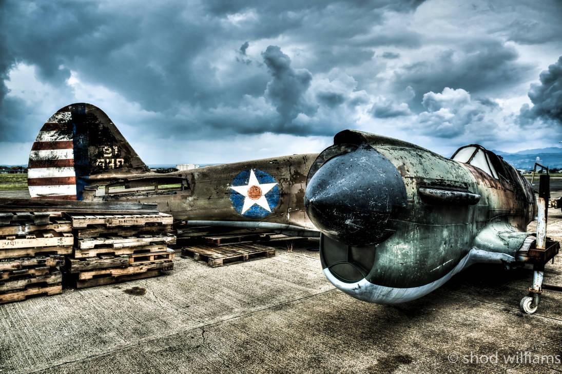 Ford Island Aviation Museum edited