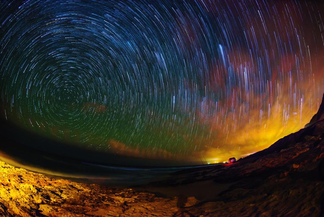 north shore oahu star trailsshod on deviantart