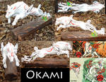 Compliation Okami Sculpture