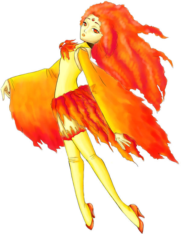 Sailor Moltres by Clinkorz on DeviantArt