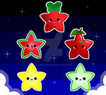 Fruit Starsies