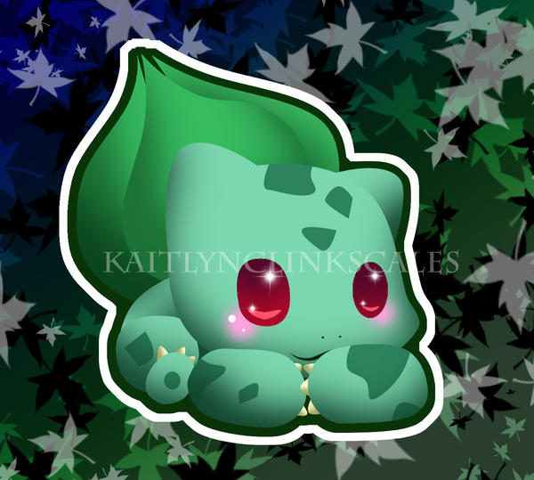 Bulbasaur by Clinkorz