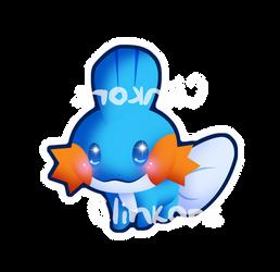Mudkip 3.0 by Clinkorz