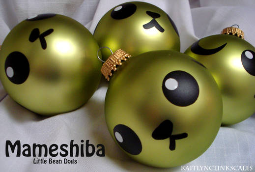 Mameshiba Ornaments