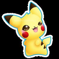 Pikachu by Clinkorz