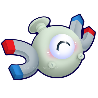 2º Fase Do Contest Ribbon Hope  Magnemite_by_kaitlynclinkscales-d4jgdup