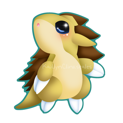 Sandslash by Clinkorz