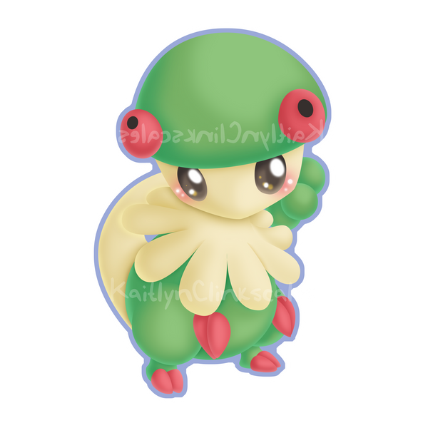 Breloom by Clinkorz