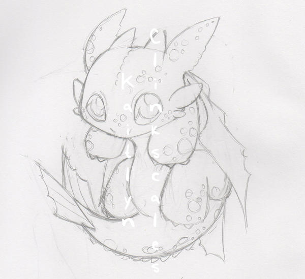 Toothless possible WIP by Clinkorz on DeviantArt
