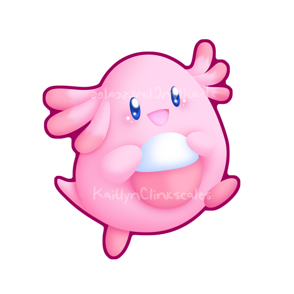 Chansey by Clinkorz