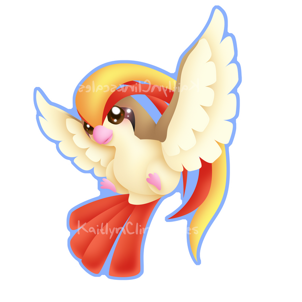 Pidgeot v2 by Clinkorz