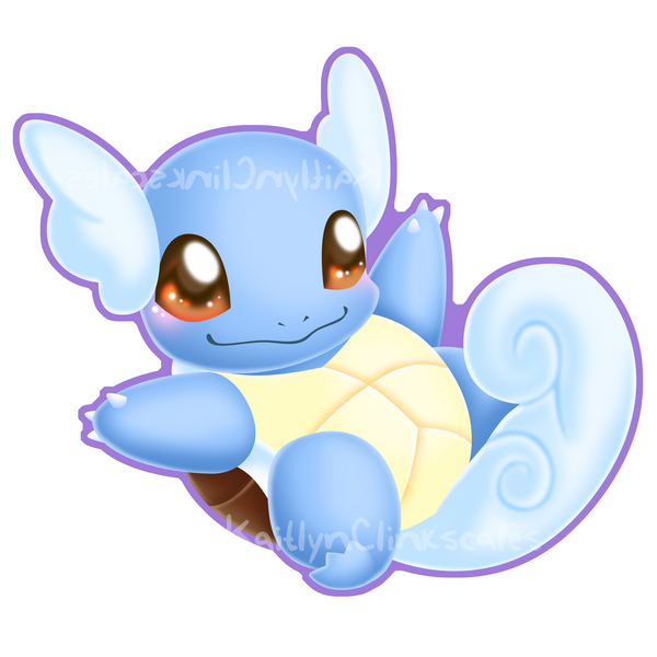 Wartortle v4 by Clinkorz