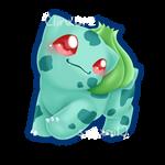 Bulbasaur :take a stroll with me: