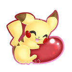 Pikachu :piece of my heart: