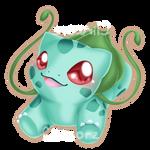 Bulbasaur :let me jump into your arms: