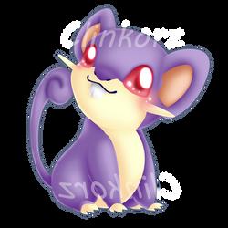 Rattata v2 by Clinkorz