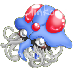 Tentacruel by Clinkorz